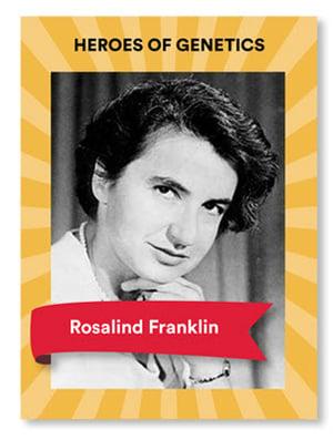 Rosalind Franklin Blog Veritas Intercontinental